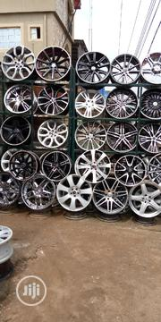 Home Of Alloy Rim For All Motor | Vehicle Parts & Accessories for sale in Lagos State, Ikoyi