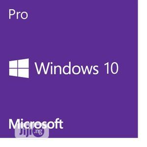 Microsoft Windows 10 Professional 1user | Software for sale in Lagos State, Ikeja