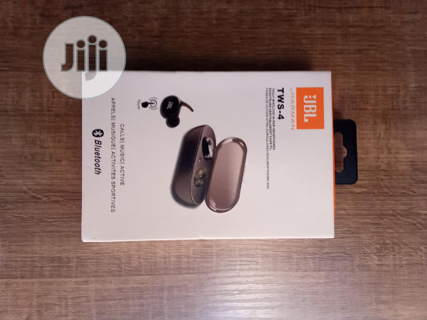 Jbl Ear Buds Tws4   Headphones for sale in Central Business Dis, Abuja (FCT) State, Nigeria