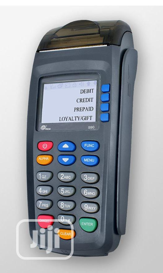 S90 Mobile Payment Terminal