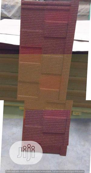 Original Black Shingle Gerard Stone Coated Roof Roman   Building Materials for sale in Lagos State, Ikeja