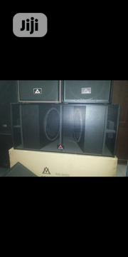 M.Audio Double Subwoofer | Audio & Music Equipment for sale in Lagos State, Ojo