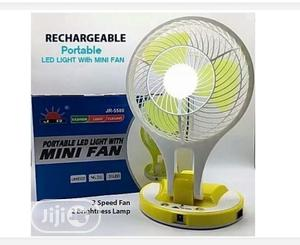 Rechargeable Fan With Led Light | Home Appliances for sale in Lagos State