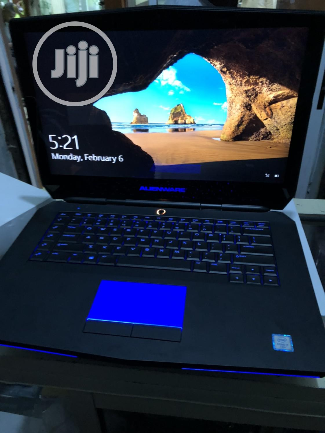 Laptop Dell Alienware 15 R2 16GB Intel Core i7 SSHD (Hybrid) 1T | Laptops & Computers for sale in Ikeja, Lagos State, Nigeria