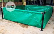 Collapsible Tarpaulin Fish Ponds | Farm Machinery & Equipment for sale in Ogun State, Ijebu Ode