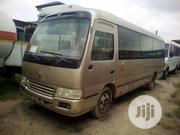 30 Sitter Tokyo Coaster With Factory Fitted A.C. 2014 Model For Sale | Buses & Microbuses for sale in Lagos State, Amuwo-Odofin