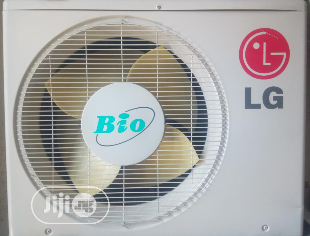 Archive: LG 1.5hp Air Condition