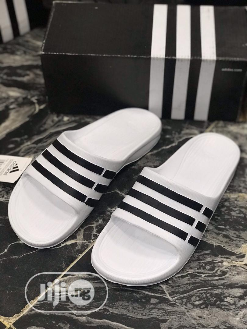 Adidas Slides | Shoes for sale in Victoria Island, Lagos State, Nigeria