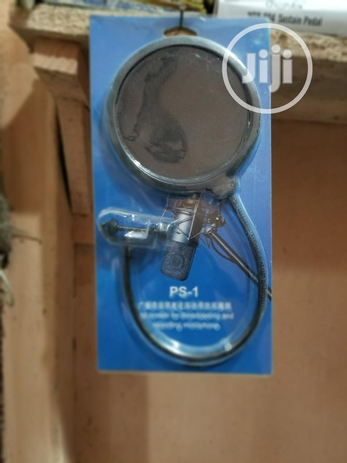 Archive: Pop Filter