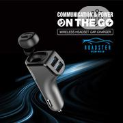 Oriamo Wireless Headset Car Charger | Accessories for Mobile Phones & Tablets for sale in Lagos State, Ikeja