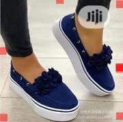 Blue and White Casual Can | Shoes for sale in Lagos State, Lagos Island