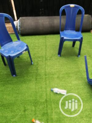 Original & Quality Artificial Green Grass Carpet Grass For Rent. | Garden for sale in Lagos State, Ikeja