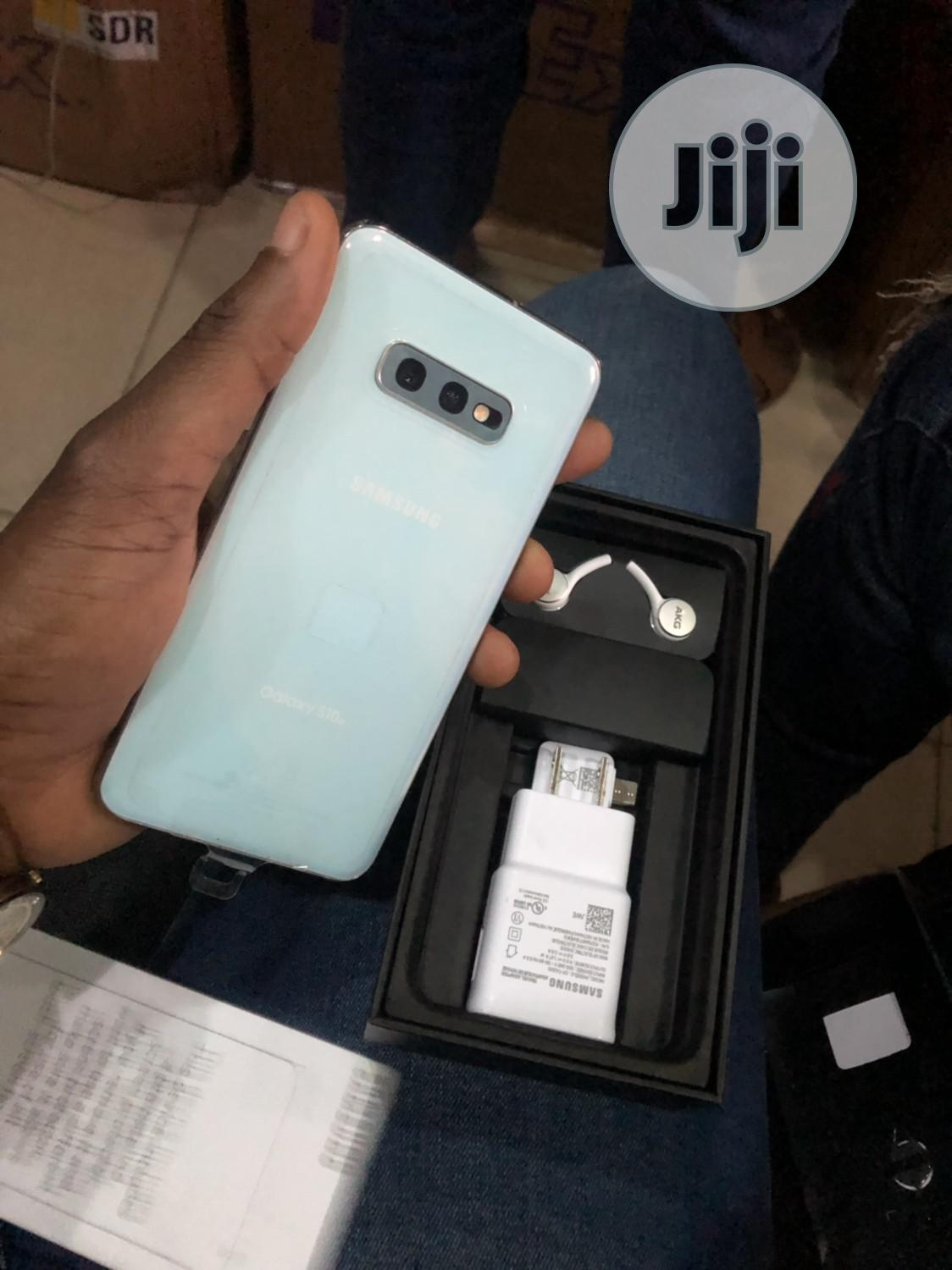 New Samsung Galaxy S10e 128 GB | Mobile Phones for sale in Ikeja, Lagos State, Nigeria