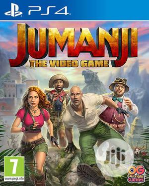 PS4 Jumaji The Video Game   Video Games for sale in Lagos State, Agege