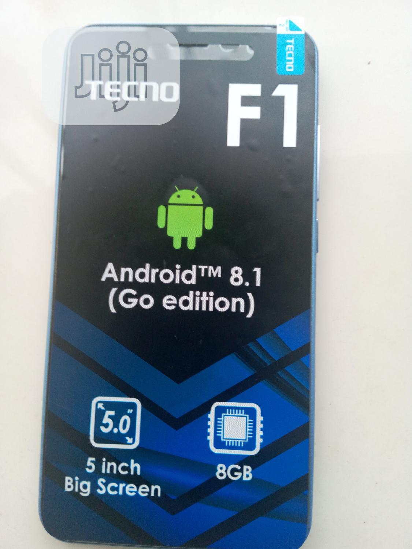 Archive: New Tecno F1 8 GB Blue
