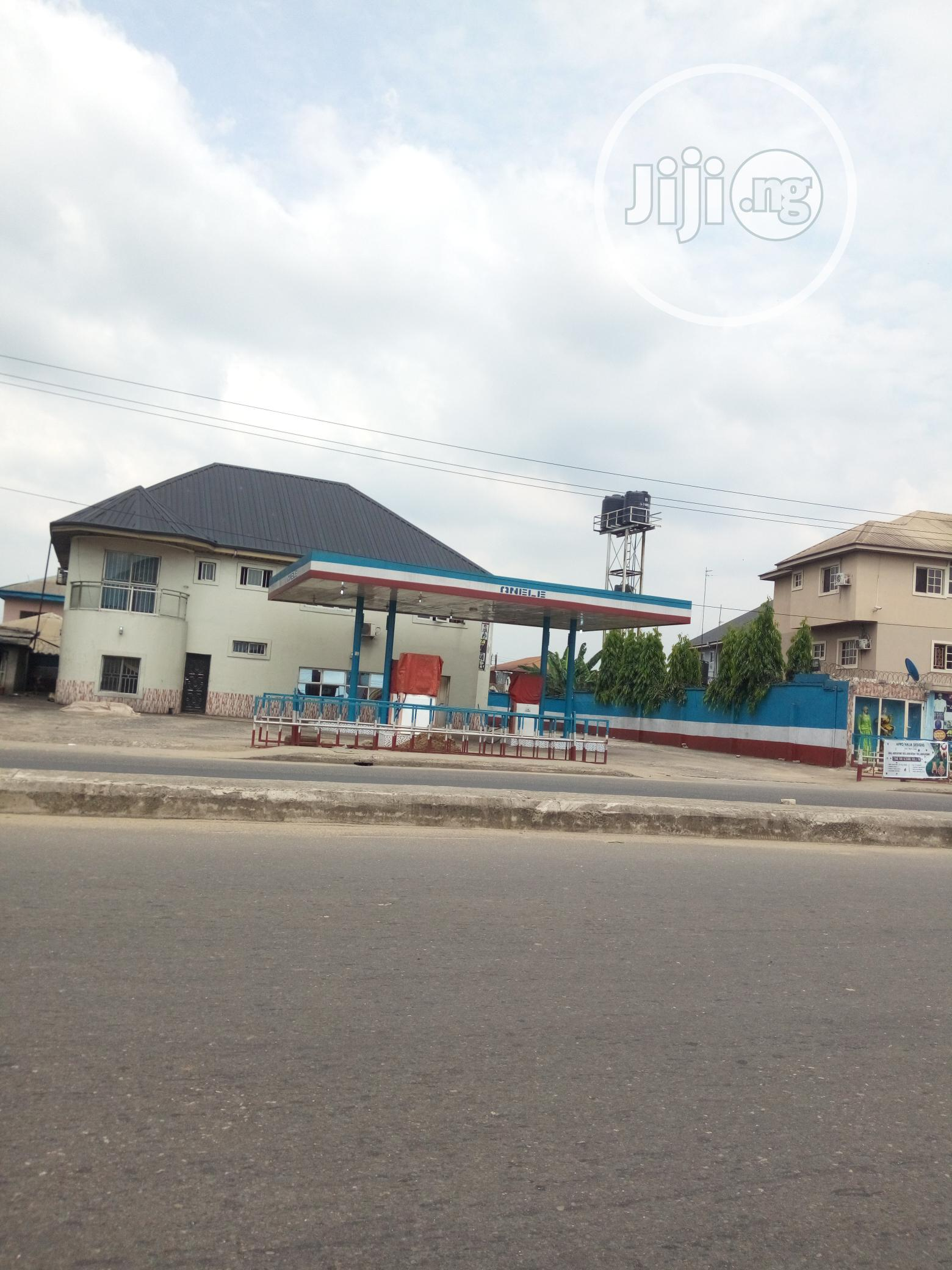 Filling Station For Lease Working Parfectly Well In A Busy Area In PH | Commercial Property For Rent for sale in Port-Harcourt, Rivers State, Nigeria