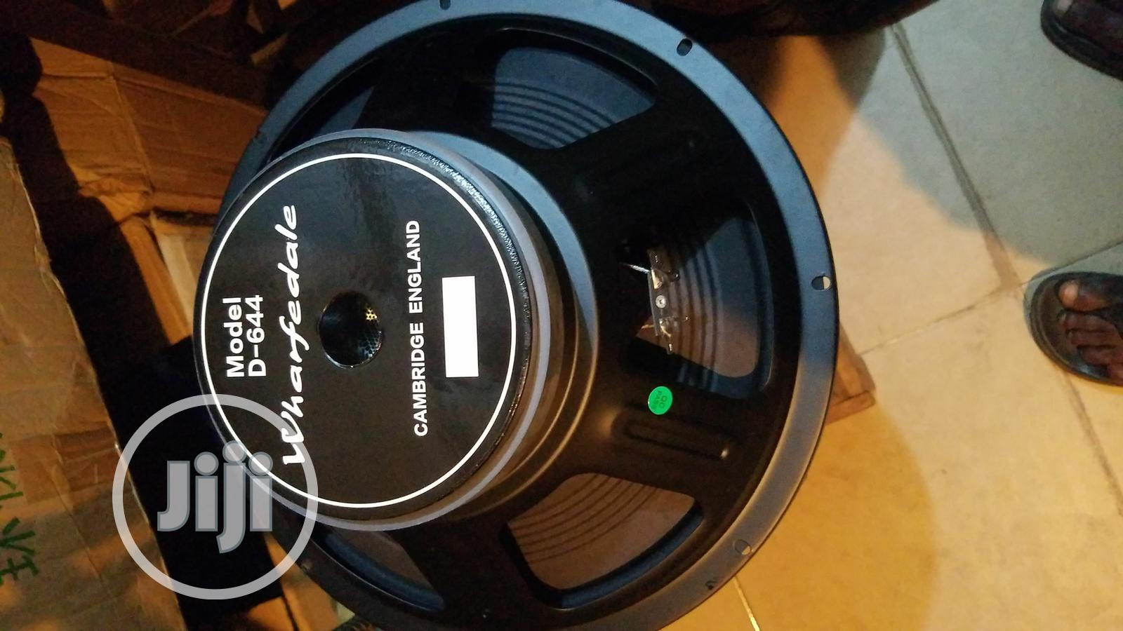 """Archive: Wharfedale 15"""" Speaker"""