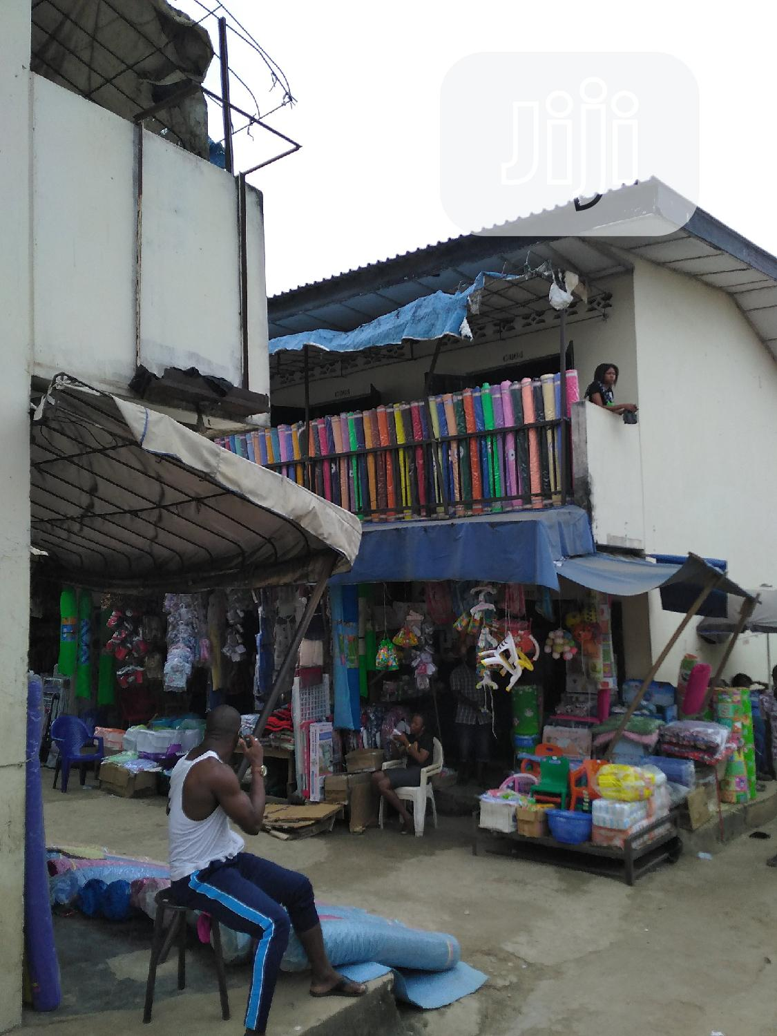 400 Shops of Plaza Is for Sale at Onitsha Main Market.