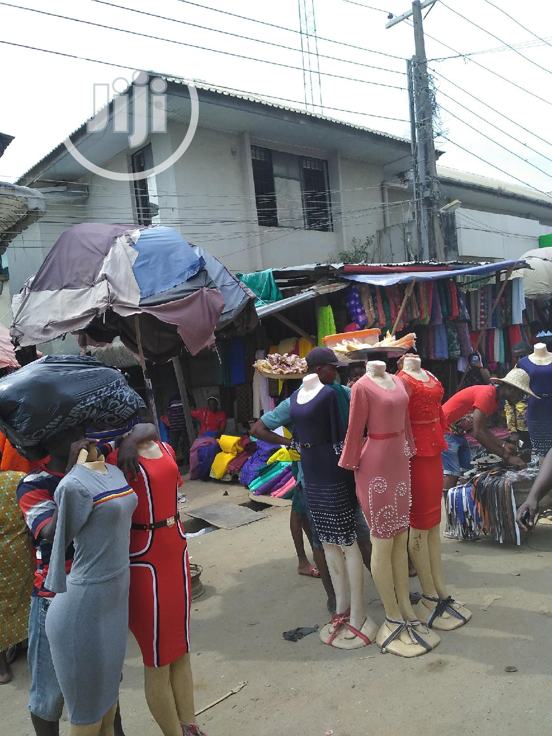 400 Shops of Plaza Is for Sale at Onitsha Main Market. | Commercial Property For Sale for sale in Onitsha, Anambra State, Nigeria