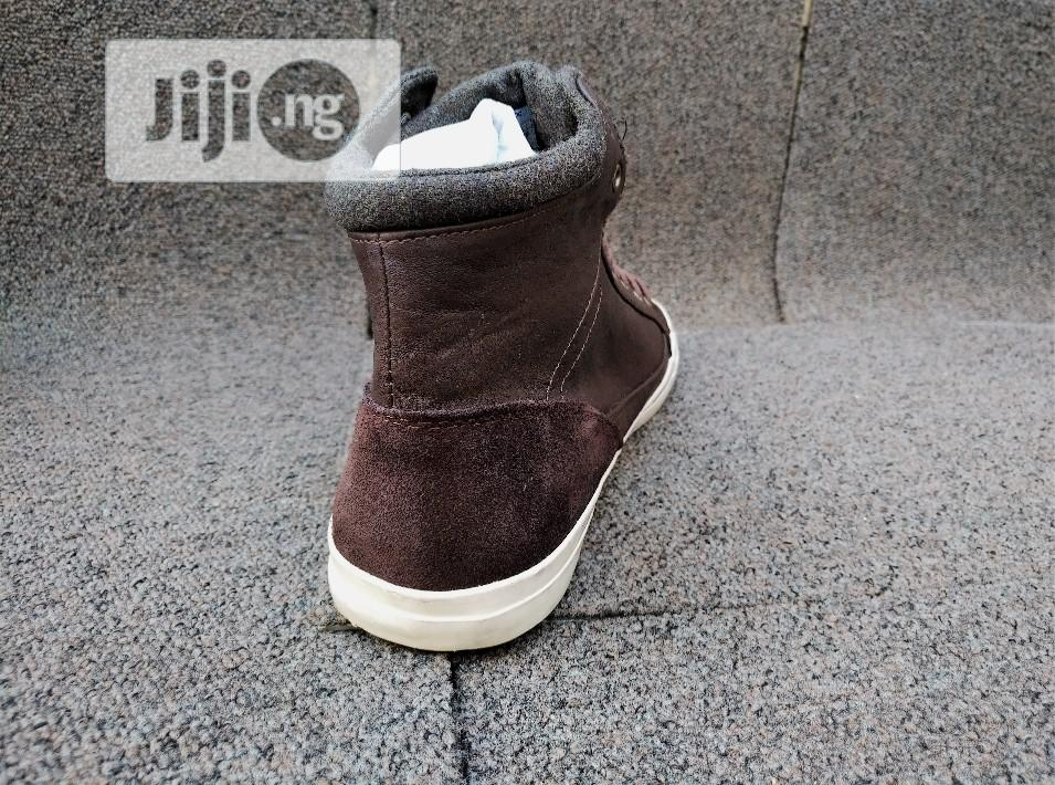 Archive: Bershka Man Leather Ankle Boots