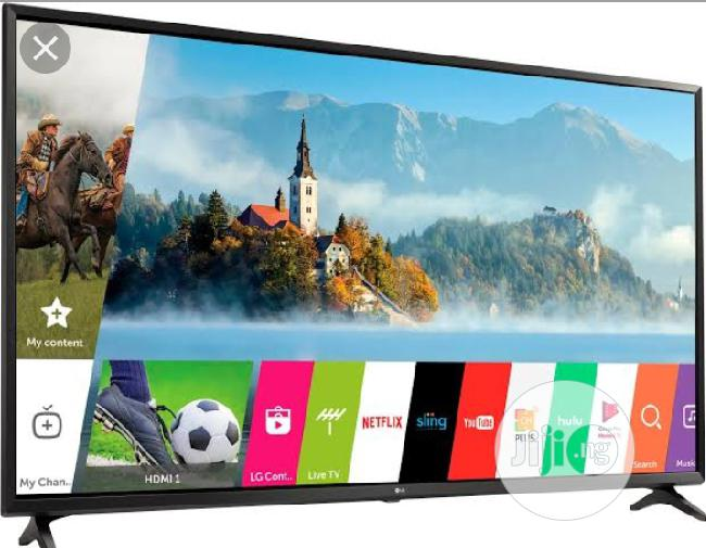 LG 55 4k UHD Smart Android Wifi Internet Television