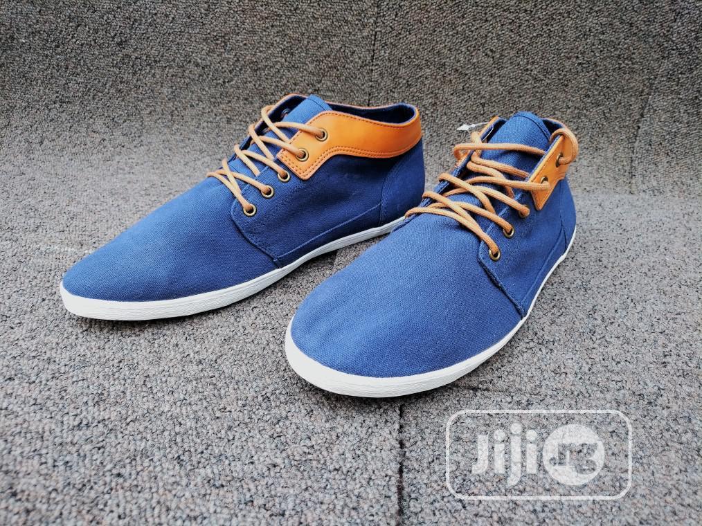 Archive: Bershka Man Ankle Shoe
