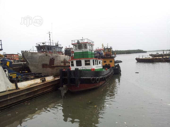 Brand New Tugboat