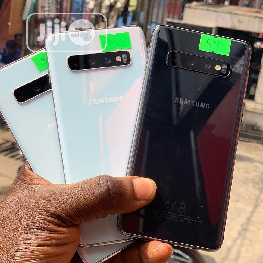 Samsung Galaxy S10 128 GB White