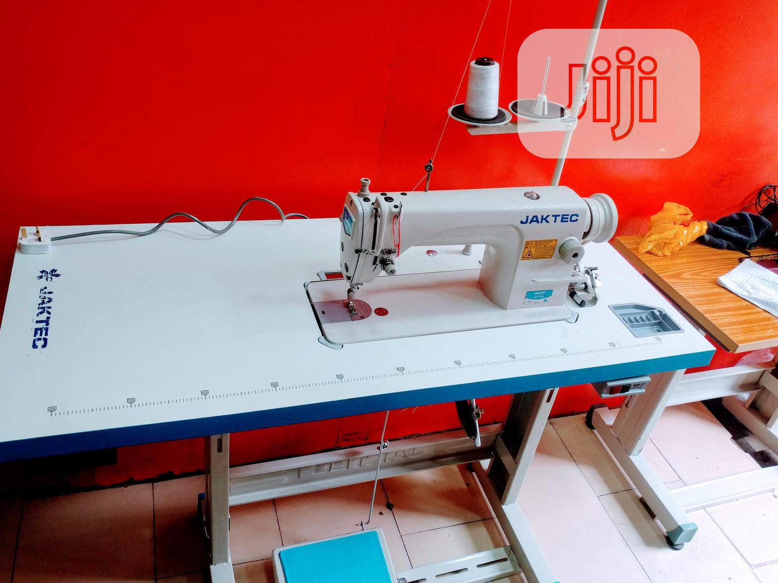 JAKTEC Industrial Straight Sewing Machine