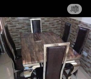 Marble Dining Table | Furniture for sale in Lagos State, Ikorodu