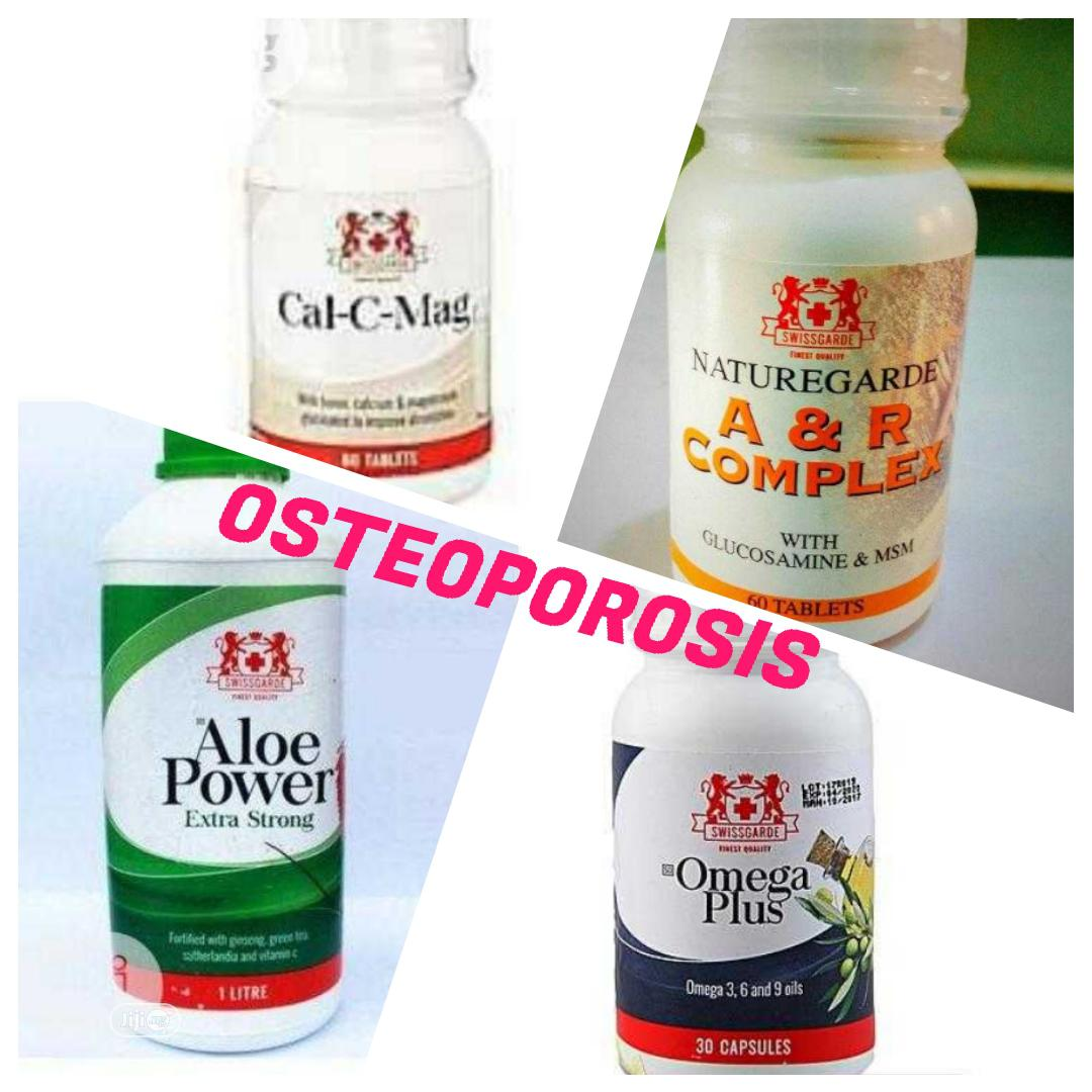 Archive: Swissgarde Osteoporosis Fragile Bone Natural Remedy