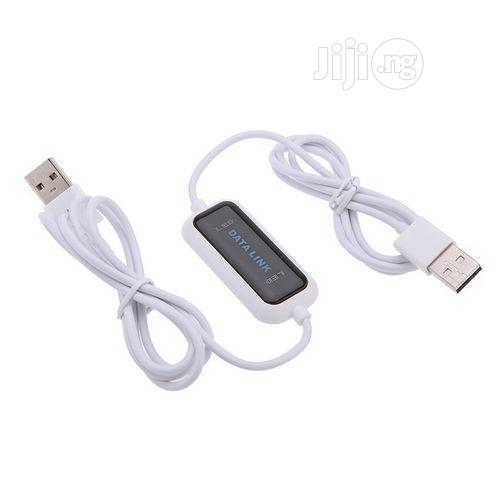 Archive: USB 2.0 Data Link Cable For PC To PC Laptop Computer