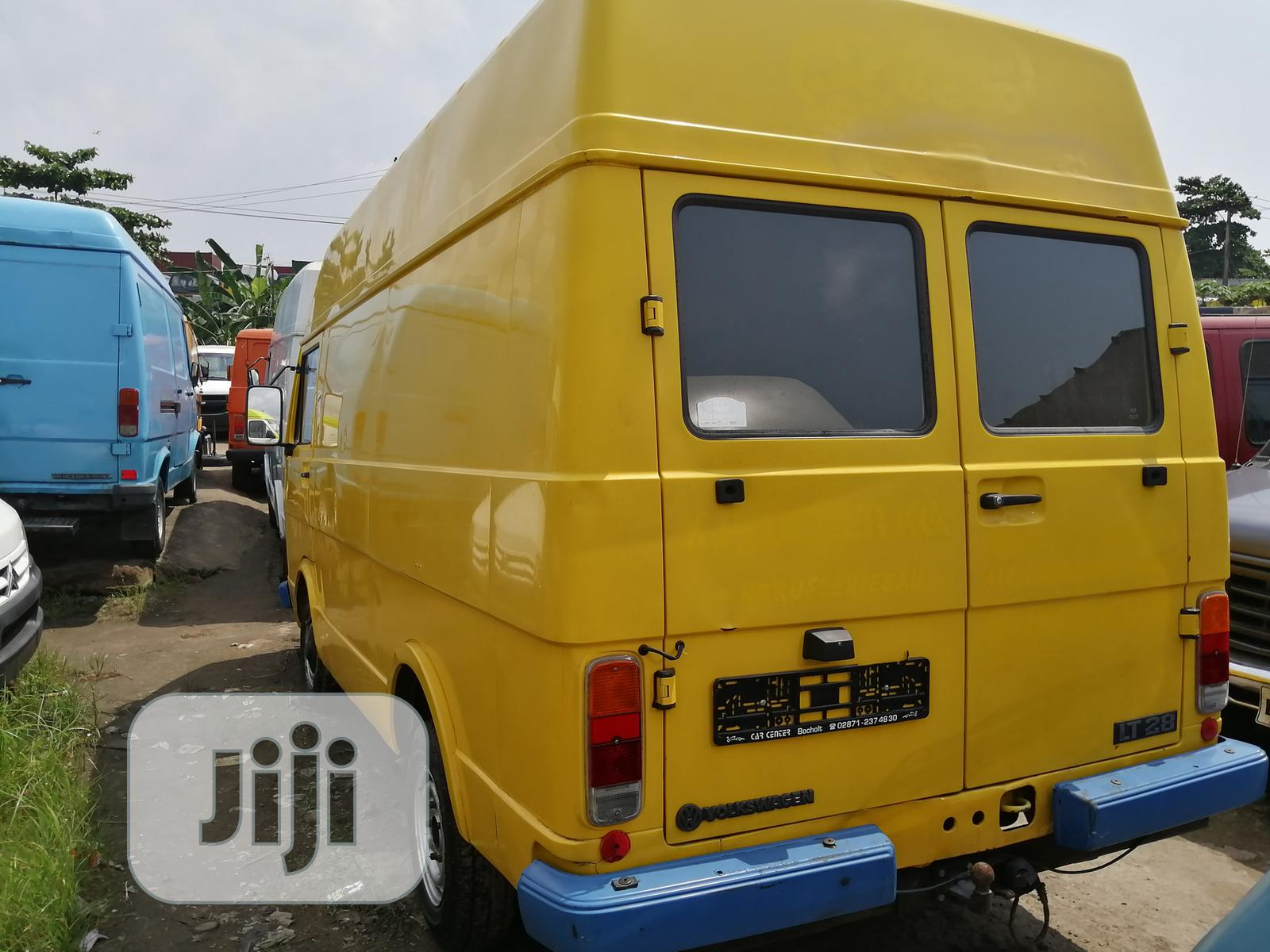 Volkswagen LT 1999 Yellow   Buses & Microbuses for sale in Apapa, Lagos State, Nigeria