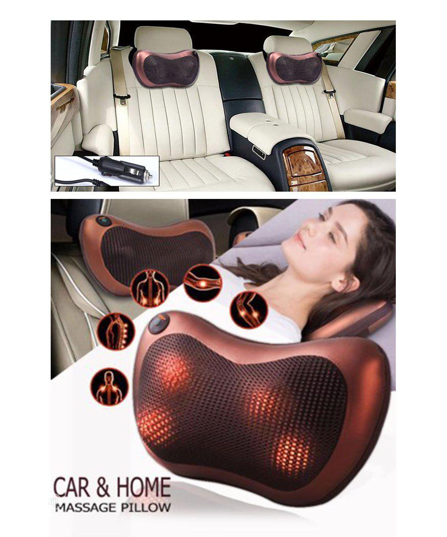 Car And Home Massage Pillow