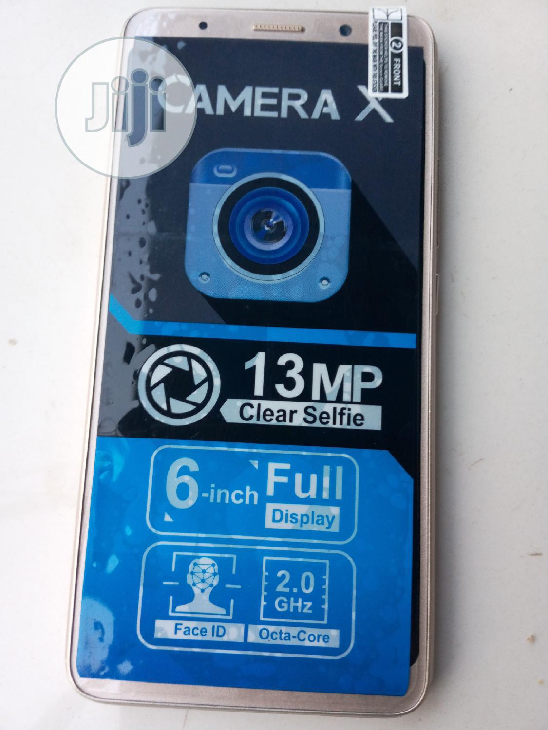 New Tecno Camon X 32 GB Blue | Mobile Phones for sale in Alimosho, Lagos State, Nigeria
