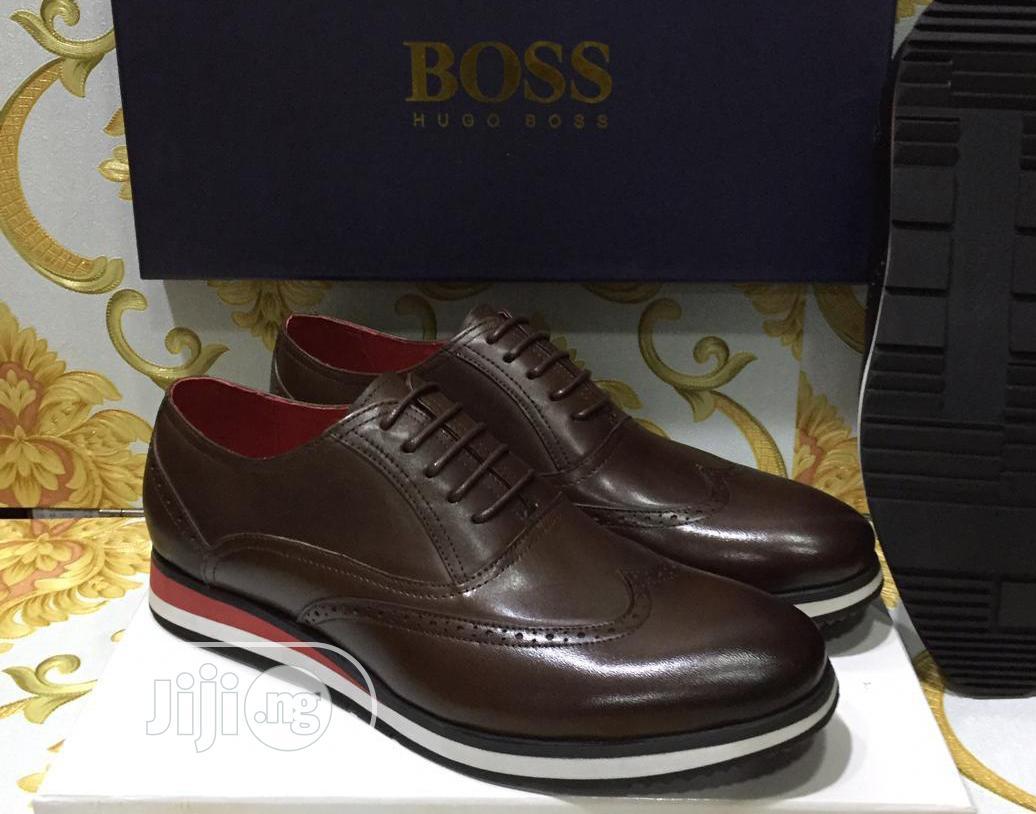 hugo boss mens shoes sale
