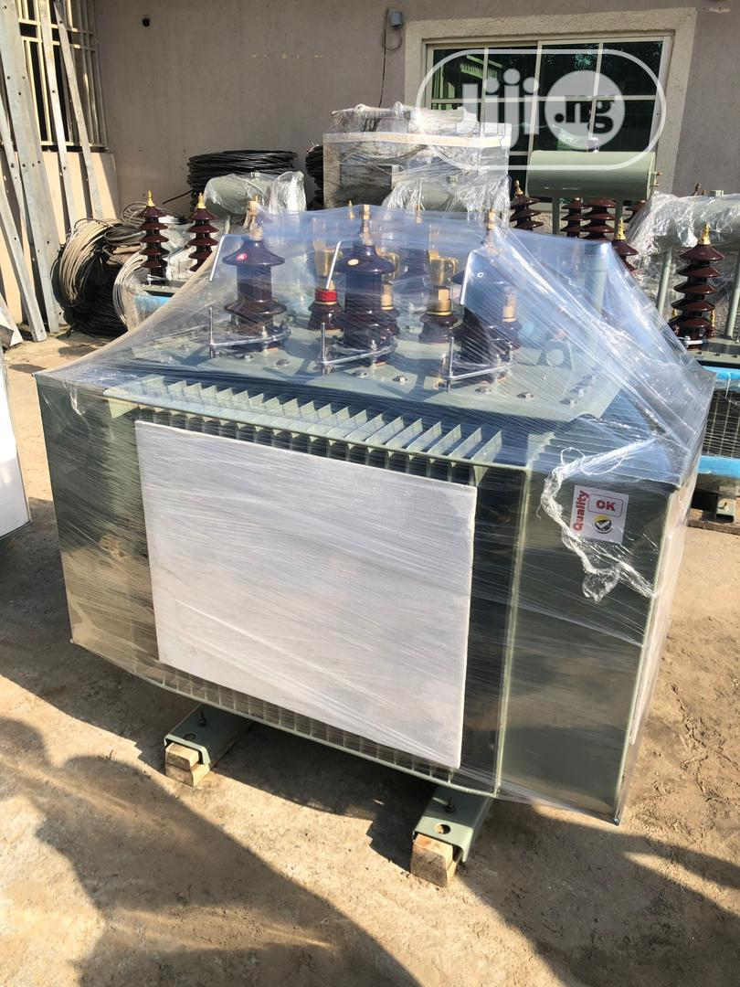 Transformer 300kva ABB 33 | Electrical Equipment for sale in Ojo, Lagos State, Nigeria