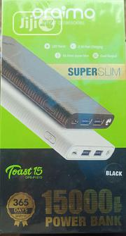 Oraimo Smart Accessories Super Slim Power Bank 15000 Mah | Accessories for Mobile Phones & Tablets for sale in Lagos State, Ikeja