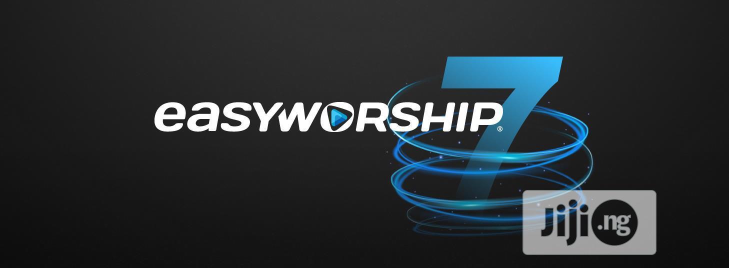 Install Easyworship 7 Licensed