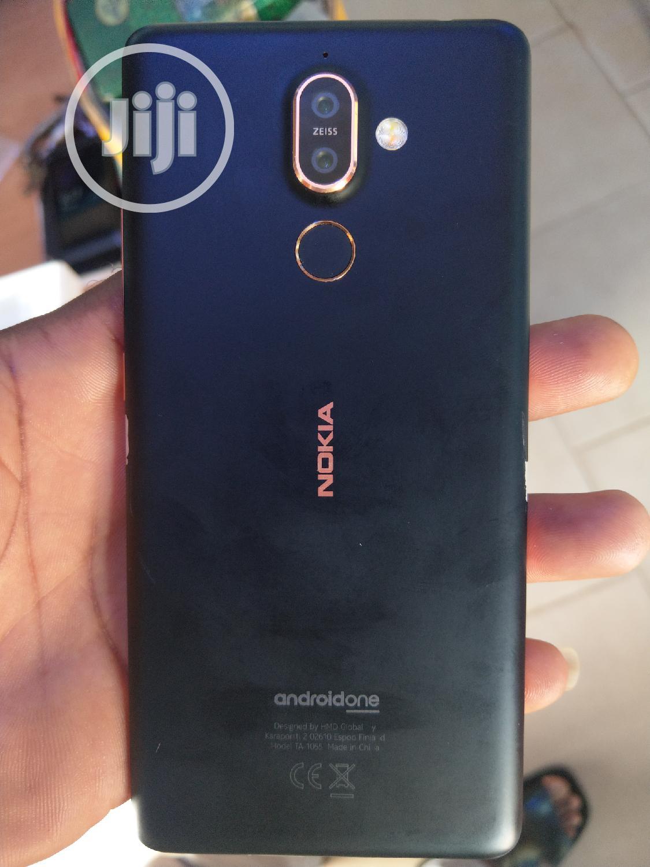 New Nokia 7 Plus 64 GB Black