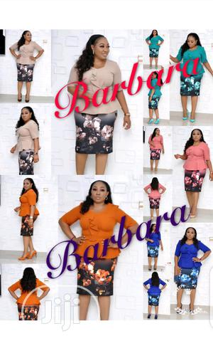 Female Floral Printed Skirt and Formal Top | Clothing for sale in Lagos State, Ikeja