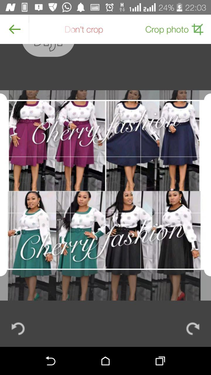 New Cherry Fashion Female Gown   Clothing for sale in Ikeja, Lagos State, Nigeria