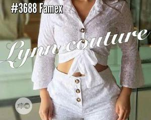 New Lynn Couture Female Up Down Short | Clothing for sale in Lagos State, Ikeja