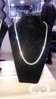 Pure Real Gold Diamond Chain | Jewelry for sale in Lagos State, Yaba