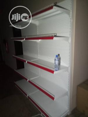 Single Wall Side Supermarket Shelf   Store Equipment for sale in Lagos State, Lekki