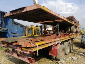 European Used Dead Weight Trailer 1990 | Trucks & Trailers for sale in Lagos State, Amuwo-Odofin