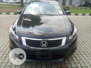 Honda Accord 2010 Sedan EX-L V-6 Black | Cars for sale in Lagos State, Ilupeju