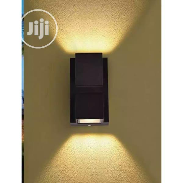 Unique Up Down Outdoor Led Wall Light In Ojo Home Accessories Nombimz Limited Jiji Ng