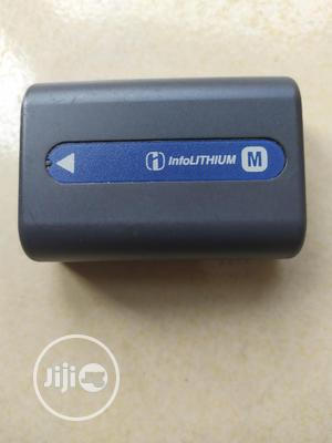 Sony NP-FM50 Infolithium Battery For Sony Camcorders & Digital Cameras | Photo & Video Cameras for sale in Oyo State, Ibadan