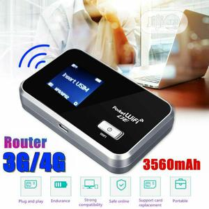 Huawei 3g/4g LTE Mobile Wi-Fi Hotspot   Networking Products for sale in Lagos State, Ikeja